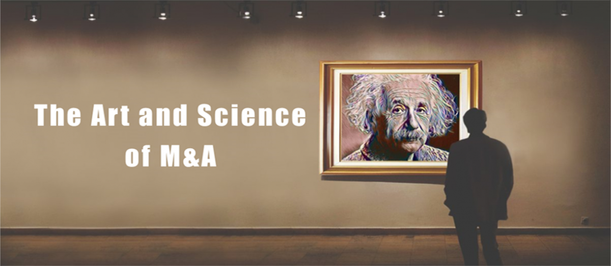 Art and Science graphic